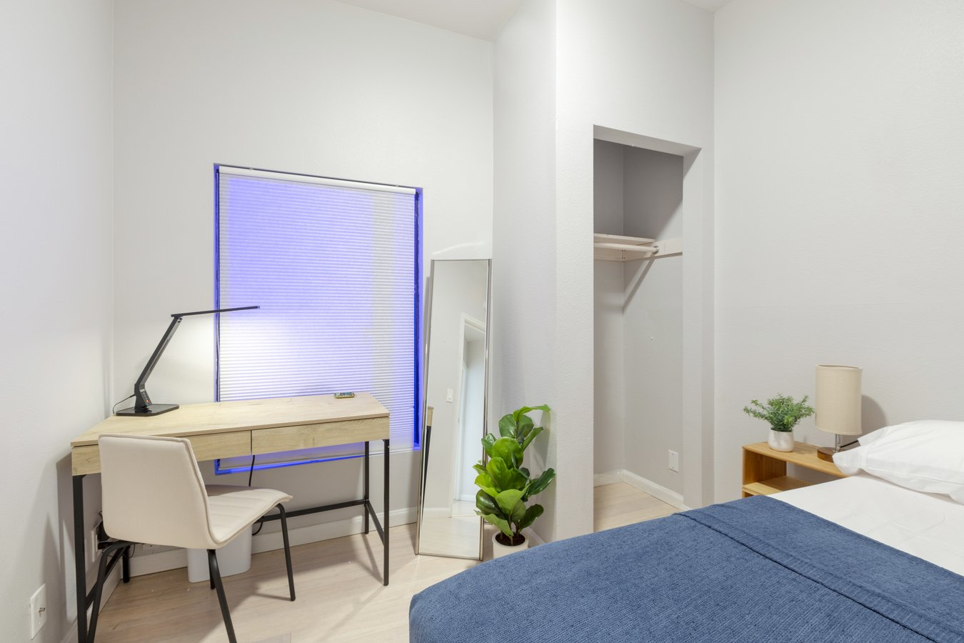 1 Bedroom 1 Bathroom House for rent at Natoma St & 7Th St Coliving in San Francisco, CA