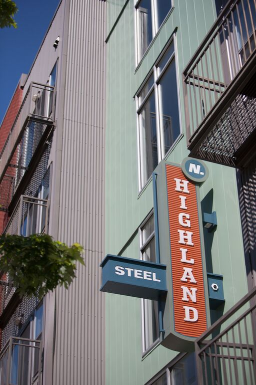 North Highland Steel Lofts