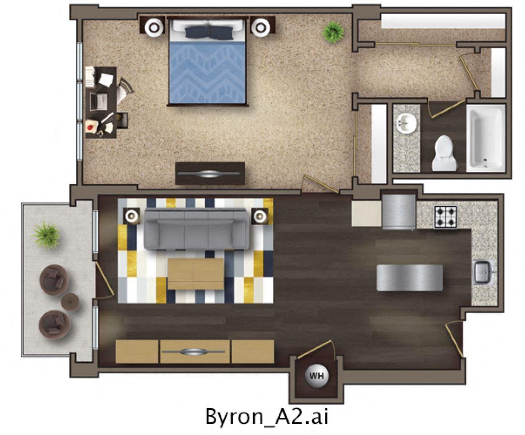 The Byron