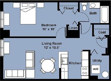 Camden Court Apartments