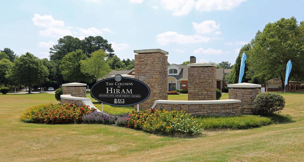 The Columns at Hiram
