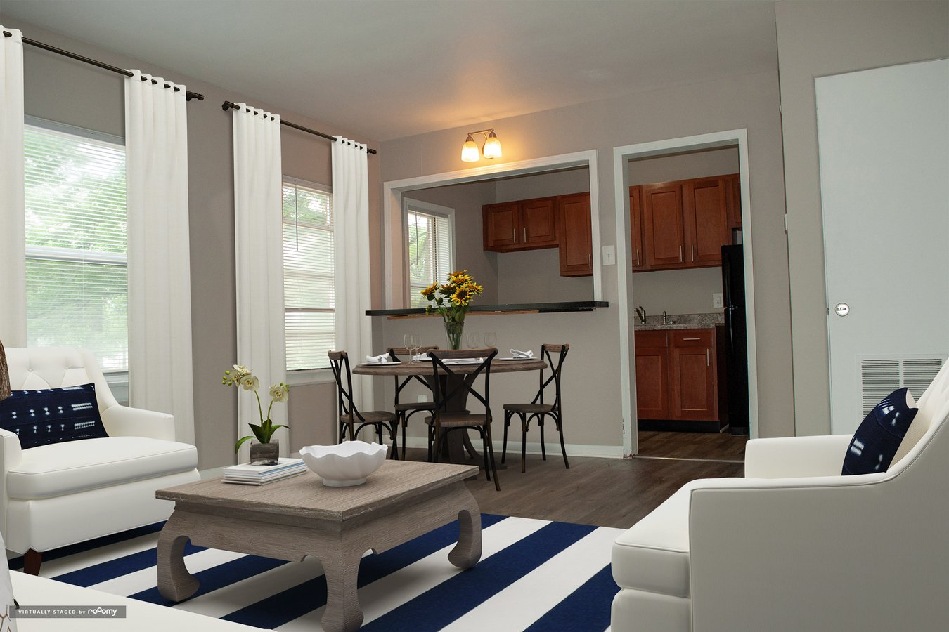 1 Bedroom 1 Bathroom Apartment for rent at Arlington Green (Indy Town) in Indianapolis, IN
