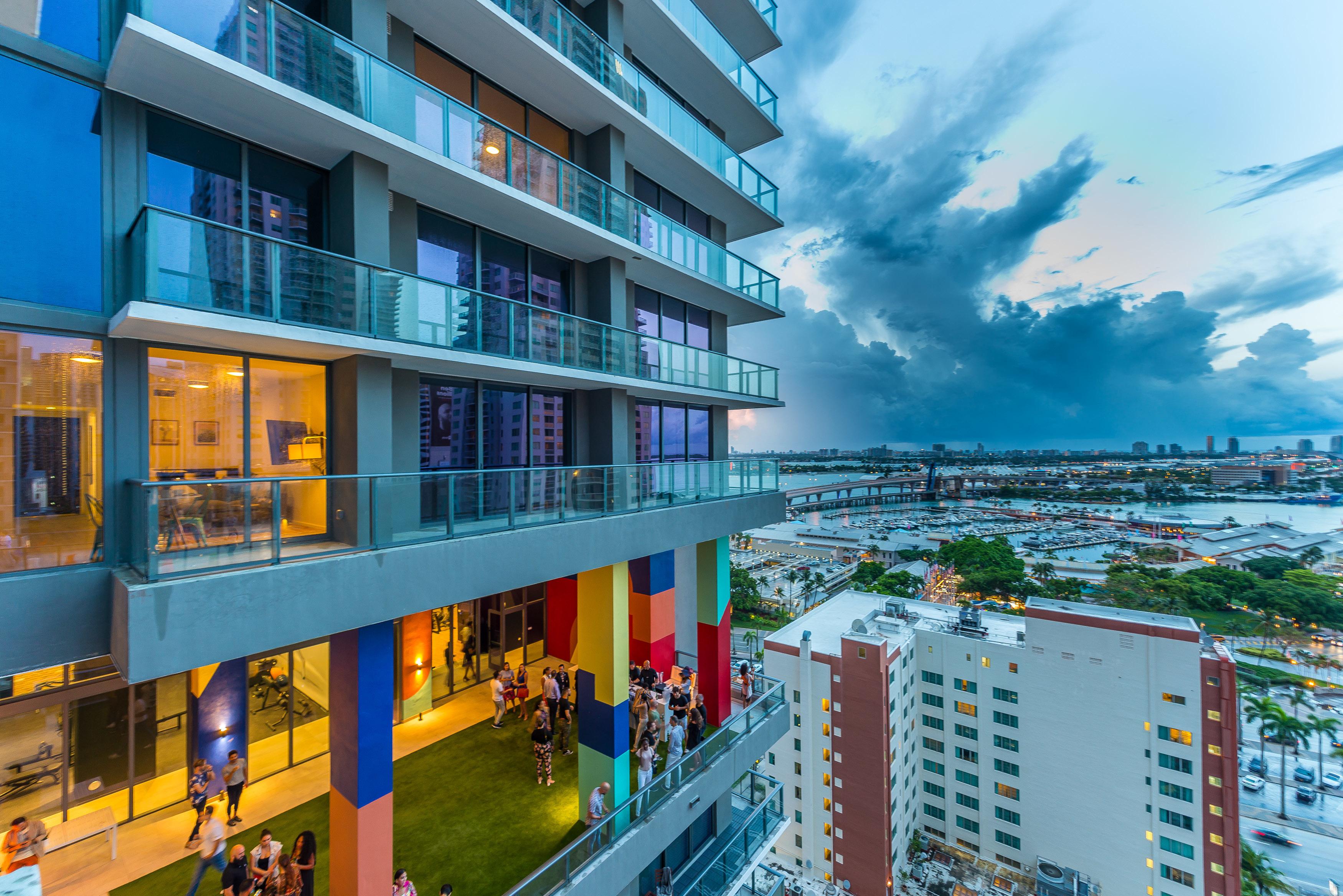 X Miami rental